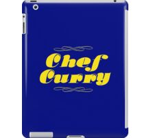 Chef Curry! iPad Case/Skin