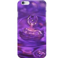 A drop in the ocean iPhone Case/Skin