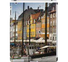 Nyhavn (Copenhagen) iPad Case/Skin