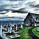 Llandudno  Great Orme Church HDR by Dfilmuk Photos