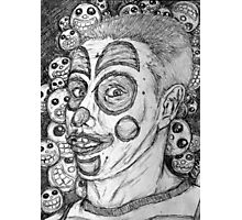 The Clown Photographic Print
