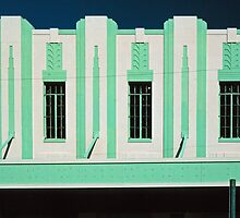 ART DECO by Chuck Wickham