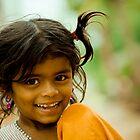Cute Little Girl by Chetan R