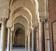 Colonnades by DeborahDinah