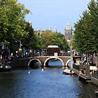Summer In Amsterdam by aidan  moran