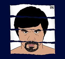 Manny Pacquiao - Ripped Pieces by liam175