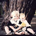 Dylan and Josh by secondskintru