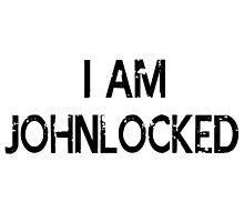 I AM JOHNLOCKED by basilsilos