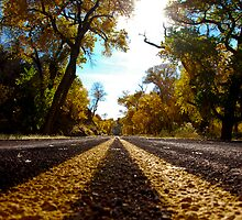 Road to sunshine by JoeZoom