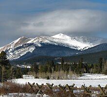 Mountain Pride... by Jen Millard
