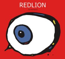Redlion eye by marinazz