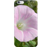 Pink Morning Glory iPhone Case/Skin