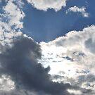 December sky late afternoon by Julie Sherlock