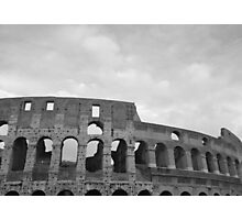 The Mighty World Of Colosseum Photographic Print
