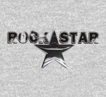 Rock Star Tee by BluAlien
