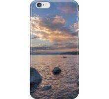 Edge of Rock Beach - Lake Tahoe iPhone Case/Skin