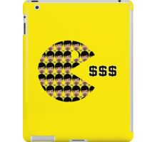 Manny Pacquiao - Eating Dollars iPad Case/Skin
