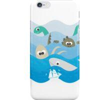 SEA OF MONSTERS iPhone Case/Skin