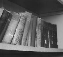 Book Shelf by jmethe
