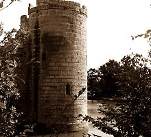 """UK: """"Bodiam Castle 11"""", East Sussex by Kelly Sutherland"""