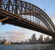 Under the Bridge by brandonsorrell