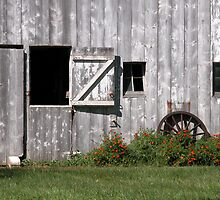 Broken Arrow Barn by mnkreations