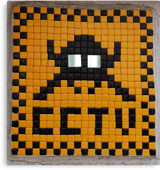 Space Invader by maxwell78