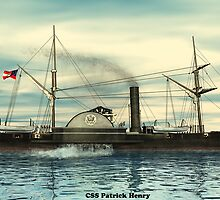 CSS Patrick Henry by Walter Colvin