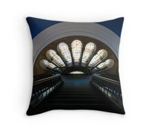QVB Throw Pillow
