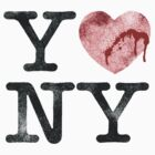 Y L♥VE NY? by wmartins