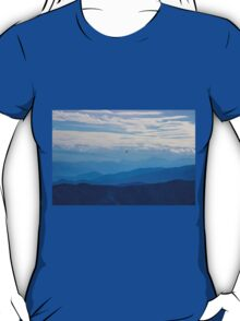 Soaring Over The Misty Andes T-Shirt