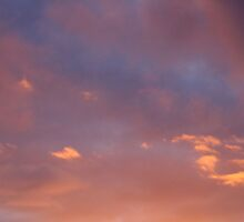 Heavens Declare The Glory Of The Lord by Laurie Puglia