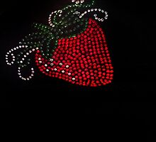 Strawberry Bling by designingjudy