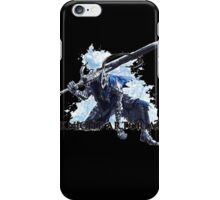 Artorias out of the abyss! - Knight Artorias Text iPhone Case/Skin