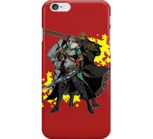 DarkSouls - COMBOOO!! iPhone Case/Skin