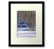 The Arbor Framed Print