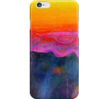 Sunset at the Grand Canyon iPhone Case/Skin