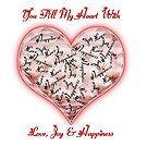 Love Joy & Happiness by Gravityx9
