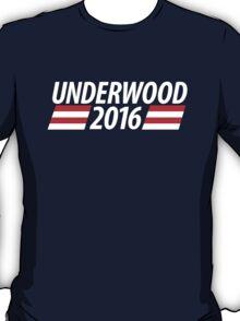 Underwood 2016 shirt campaign poster mug T-Shirt