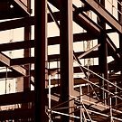 Steel Frame Construction by Artberry