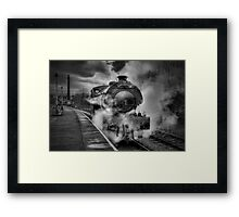 'The Lancastrian' Framed Print