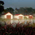 The Boatsheds by deannedaffy