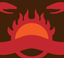 Thulsa Doom's Snake Tavern Inn Sticker