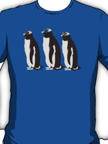 3 Penguins Leonard T-Shirt