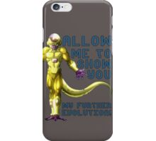 Golden Frieza - Revival of F iPhone Case/Skin
