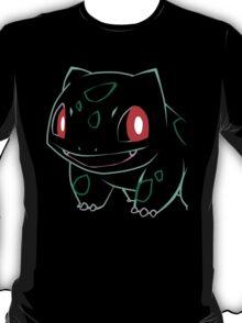 Bulbasaur Outline T-Shirt