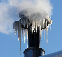 Smoke and Icicles by MaeBelle