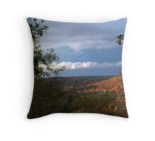 'From the Ridgetop' Throw Pillow