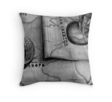 Magical Places Throw Pillow