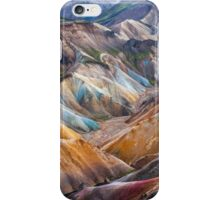 ICELAND:THE COLORS OF THE EARTH iPhone Case/Skin